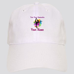 Customizable Gymnastics Team Baseball Cap