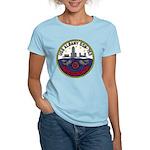 USS ALBANY Women's Light T-Shirt