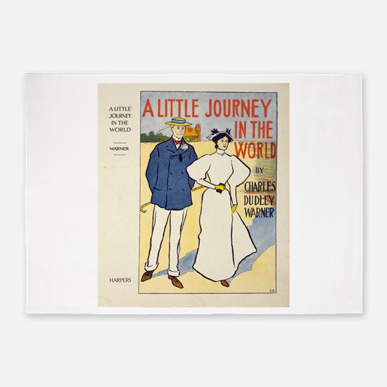A Little Journey In The World by Charles Dudley Wa