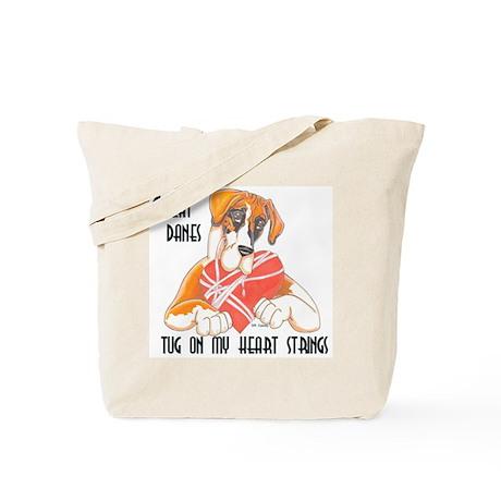 N MtlF Tug Tote Bag