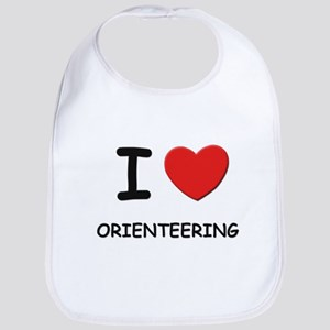 I love orienteering  Bib