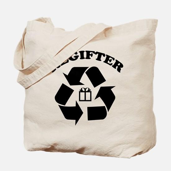 Regifter Tote Bag