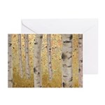 Ghosts Of Autumn Greeting Cards (Pk Of 10)