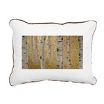 Ghosts Of Autumn Rectangular Canvas Pillow