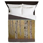 Ghosts Of Autumn Queen Duvet