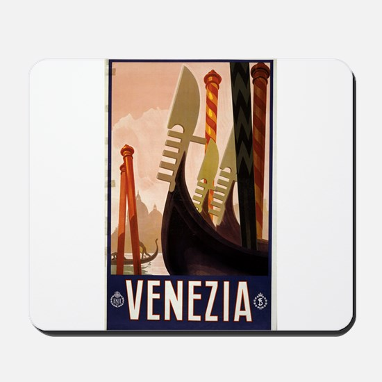 venezia - anonymous - circa 1920 - poster Mousepad