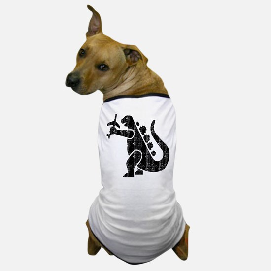 MOVIE MONSTER REPTILE Dog T-Shirt