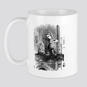 Alice through the Looking Gla Mug