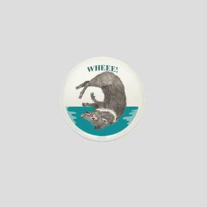 Wheee! Mini Button
