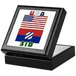 US and 3ID Keepsake Box