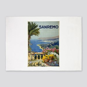 sanremo - anonymous - circa 1920 - poster 5'x7'Are