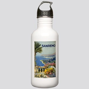 sanremo - anonymous - circa 1920 - poster Water Bo