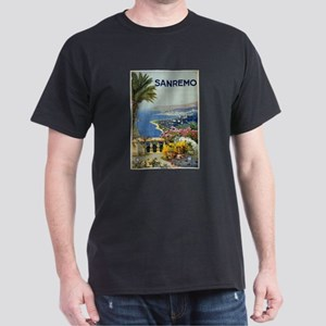 sanremo - anonymous - circa 1920 - poster T-Shirt