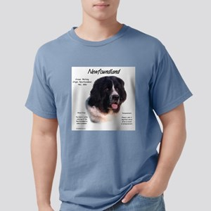 Newf (Landseer) Mens Comfort Colors Shirt