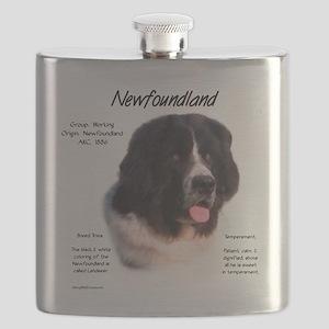 Newf (Landseer) Flask