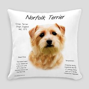 Norfolk Terrier Everyday Pillow