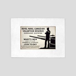 royal naval canadian volunteer reserve overseas di