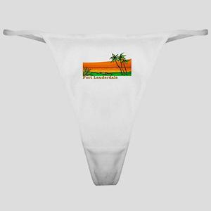 Fort Lauderdale, Florida Classic Thong