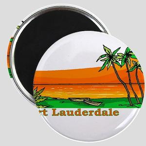 Fort Lauderdale, Florida Magnet