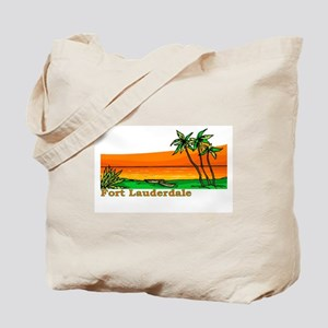 Fort Lauderdale, Florida Tote Bag