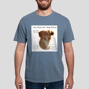 Toller Mens Comfort Colors Shirt