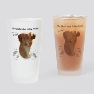 Toller Drinking Glass