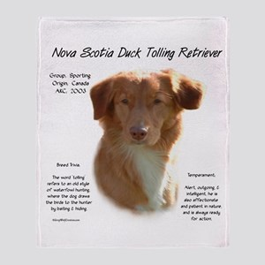 Toller Throw Blanket