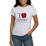 I (Nerd) Bricks T-Shirt