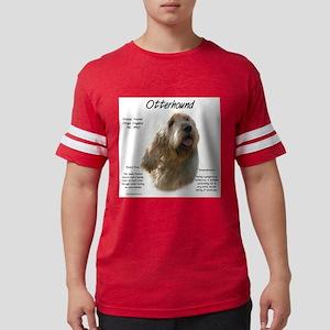 Otterhound Mens Football Shirt