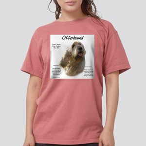 Otterhound Womens Comfort Colors Shirt