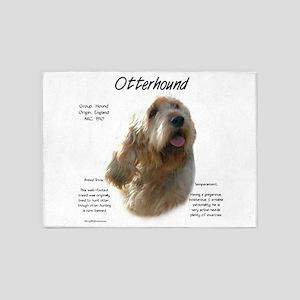 Otterhound 5'x7'Area Rug