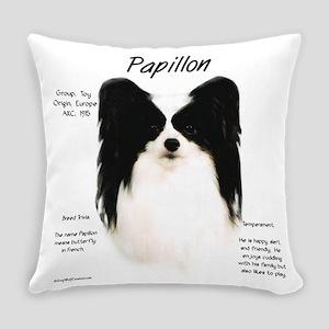 Papillon Everyday Pillow