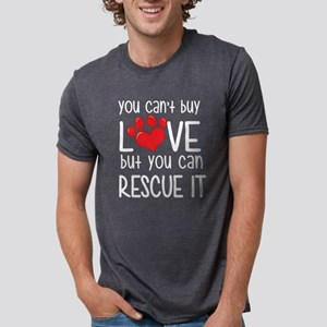 You Can't Buy Love But You Can Rescue It T-Shi