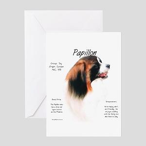 Phalene Pap Greeting Card