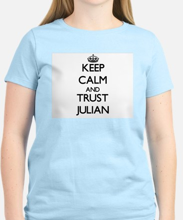 Keep Calm and TRUST Julian T-Shirt