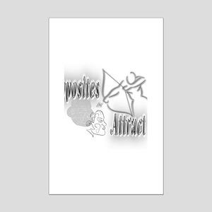 Sagittarius and Gemini Opposites Attract Posters