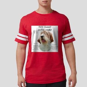 PBGV Mens Football Shirt