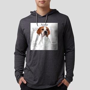 Pointer Mens Hooded Shirt