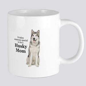 Husky Mom Mugs