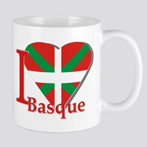I love Basque Mug