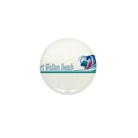 Fort Walton Beach, Florida Mini Button (10 pack)