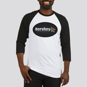 Hershey Pennsylvania - Hibiscus Baseball Jersey