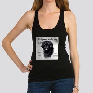 Portuguese Water Dog Racerback Tank Top