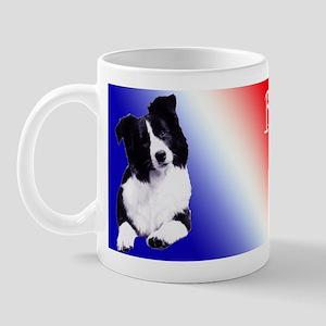 border collie Mug