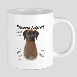Rhodesian Ridgeback 20 oz Ceramic Mega Mug
