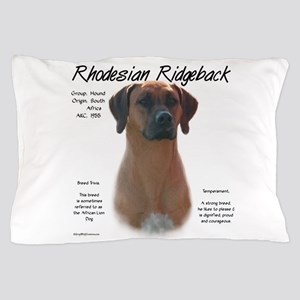 Rhodesian Ridgeback Pillow Case