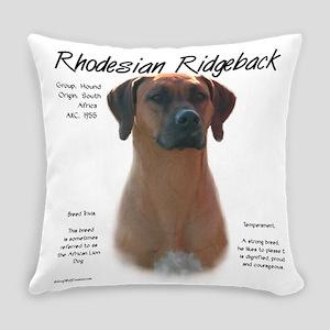 Rhodesian Ridgeback Everyday Pillow