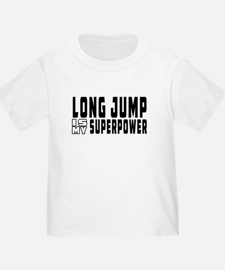 Long Jump Is My Superpower T