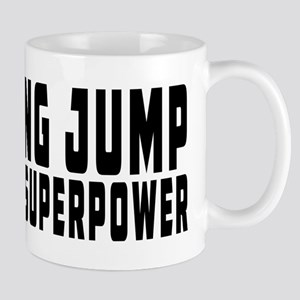 Long Jump Is My Superpower Mug