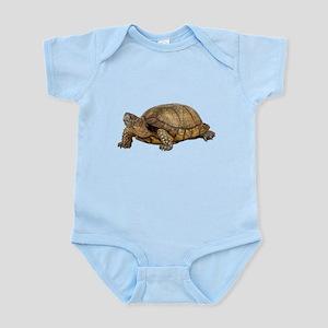 Box Turtle Infant Bodysuit